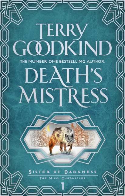 Cover image - Death's Mistress